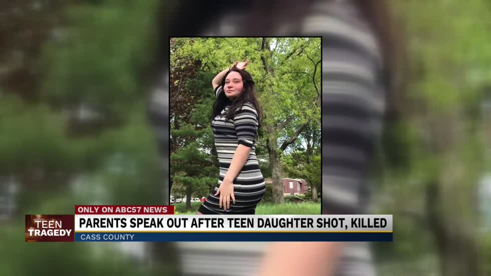 Parents speak out after 15-year-old daughter is shot, killed